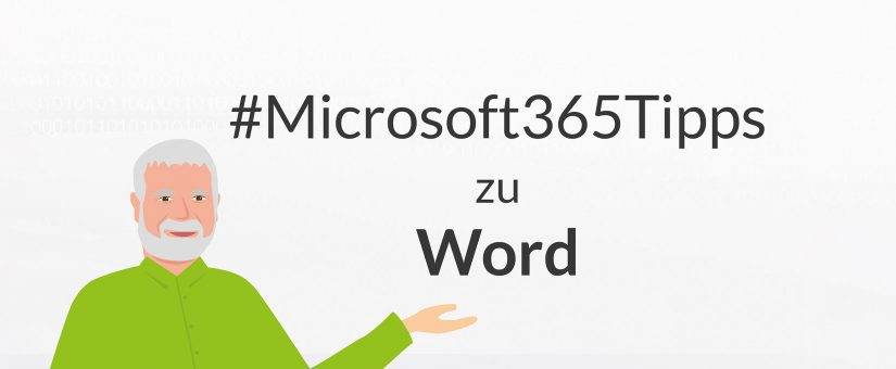 #Microsoft365Tipps zu Word